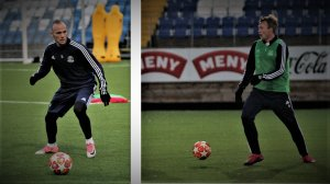 Omar el Ghaouti og Fabian Ness.
