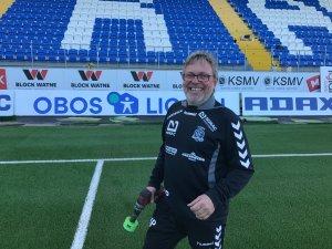 Bjørn Holst-Pedersen.