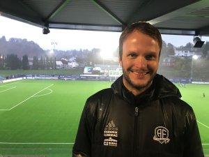 Øyvind Riise Dalseth.