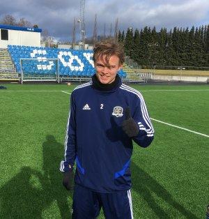Peter Reinardsen er klar for Arendal Fotball.