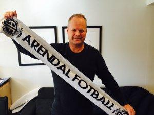 Are Skindlo står bak eiendomsselskapet Mira Mare og mener satsingen i Arendal Fotball gjør byen mer attraktiv å etablere seg i.