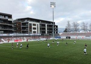 Arendal tapte 1-2 mot Mjøndalen, etter at hjemmelaget scoret på straffe rett før slutt.