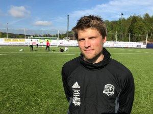 Marius Andersen.