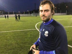 Mads Nørby Madsen er en av de nye spillerne som er klare for Arendal i 2019.