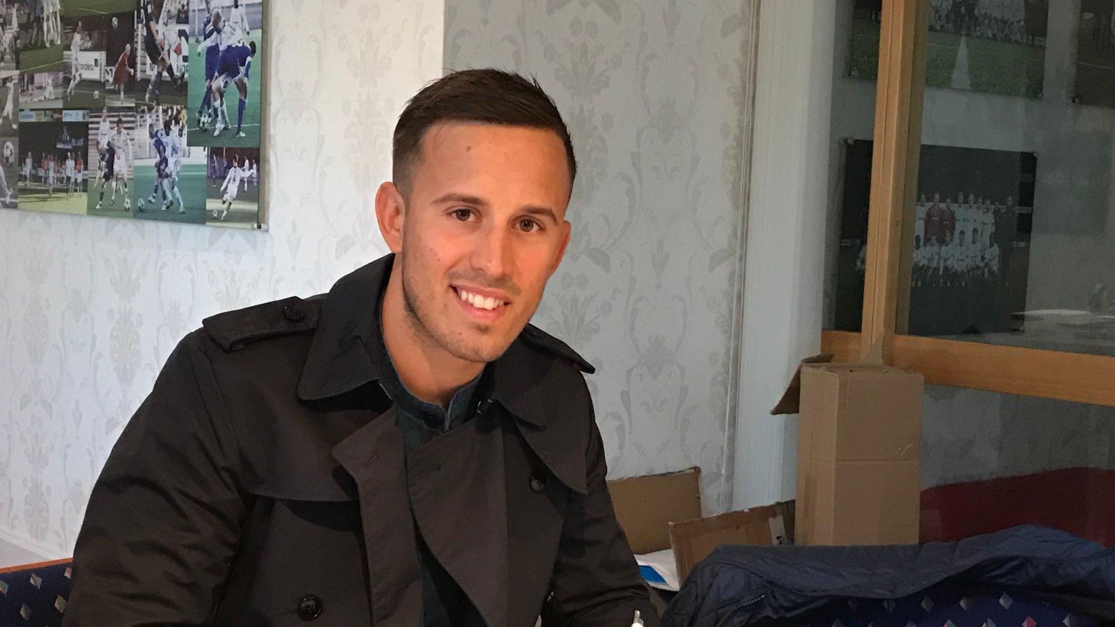 Dejan Corovic er klar for Arendal Fotball og gleder seg veldig til å komme igang med treningene fra 3. januar.