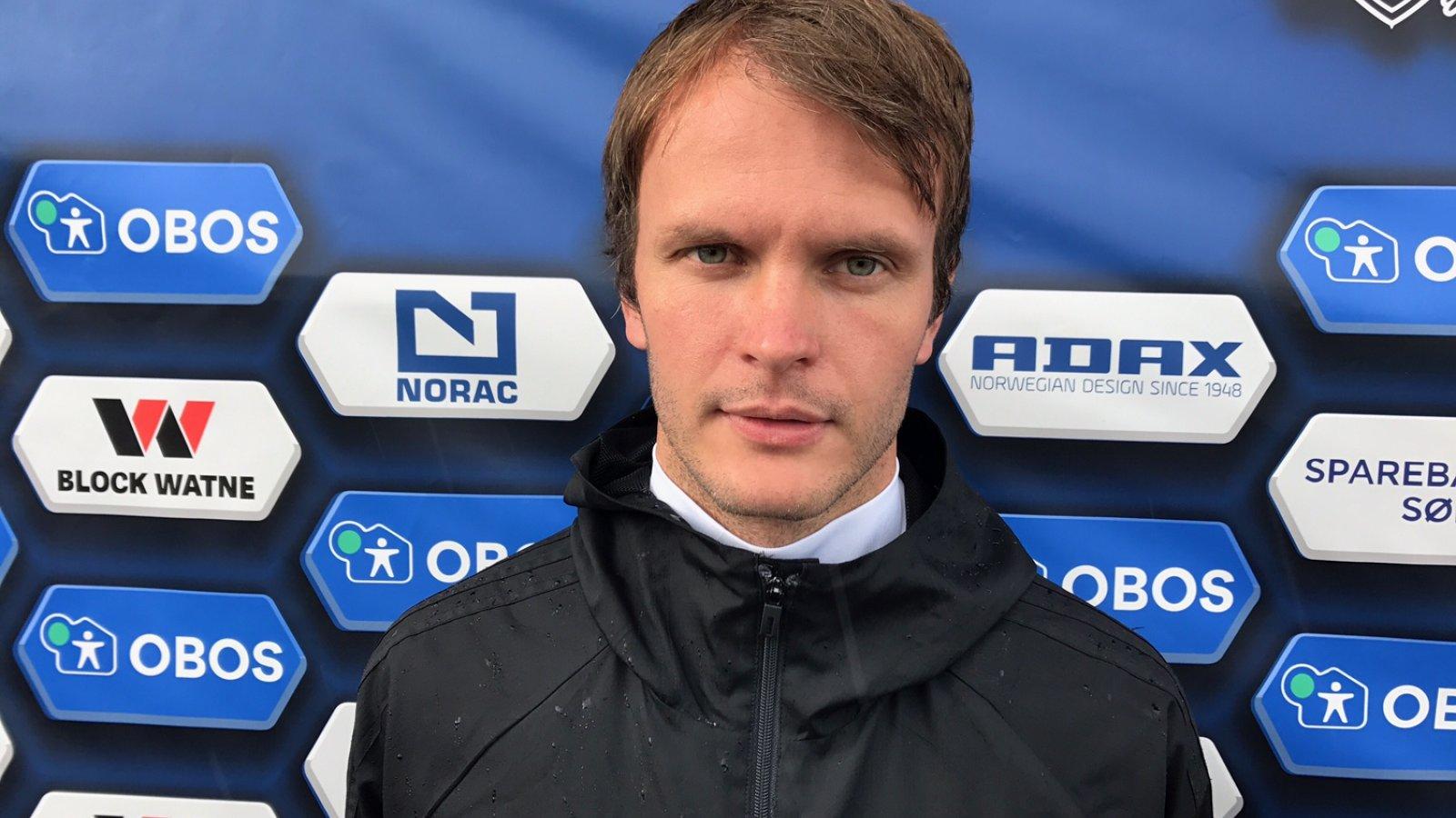 Øyvind Dahlseth.