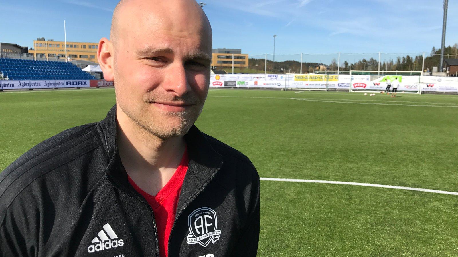 Torbjørn Selås håper at skadesituasjonen vil være mindre belastende utover i sesongen.