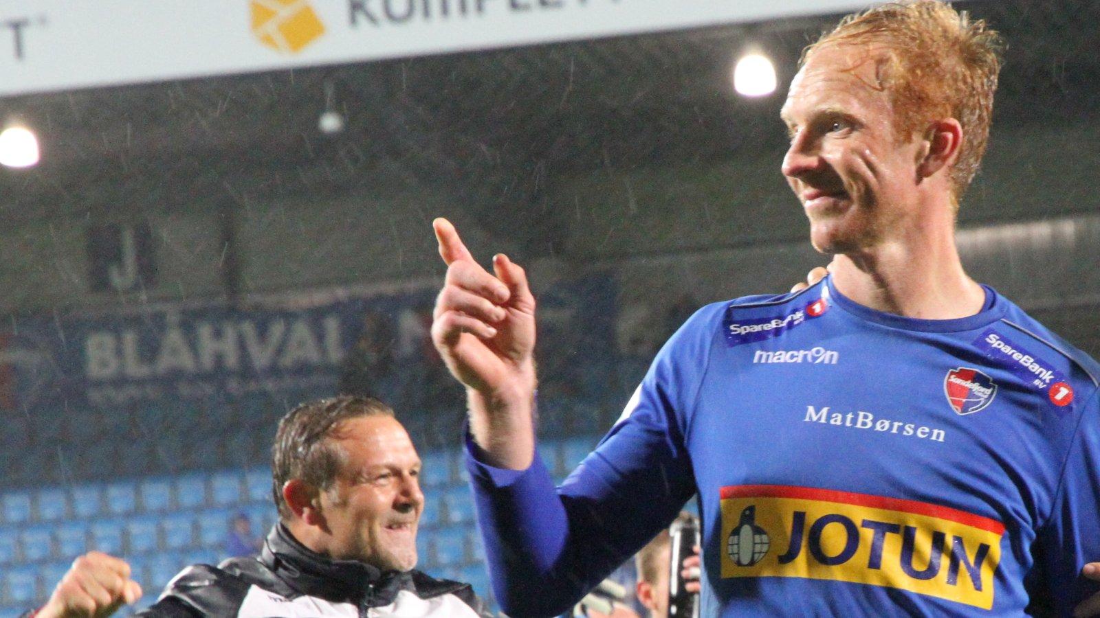 Peter Kovacs er spillerklar for Arendal fra 20. juli.