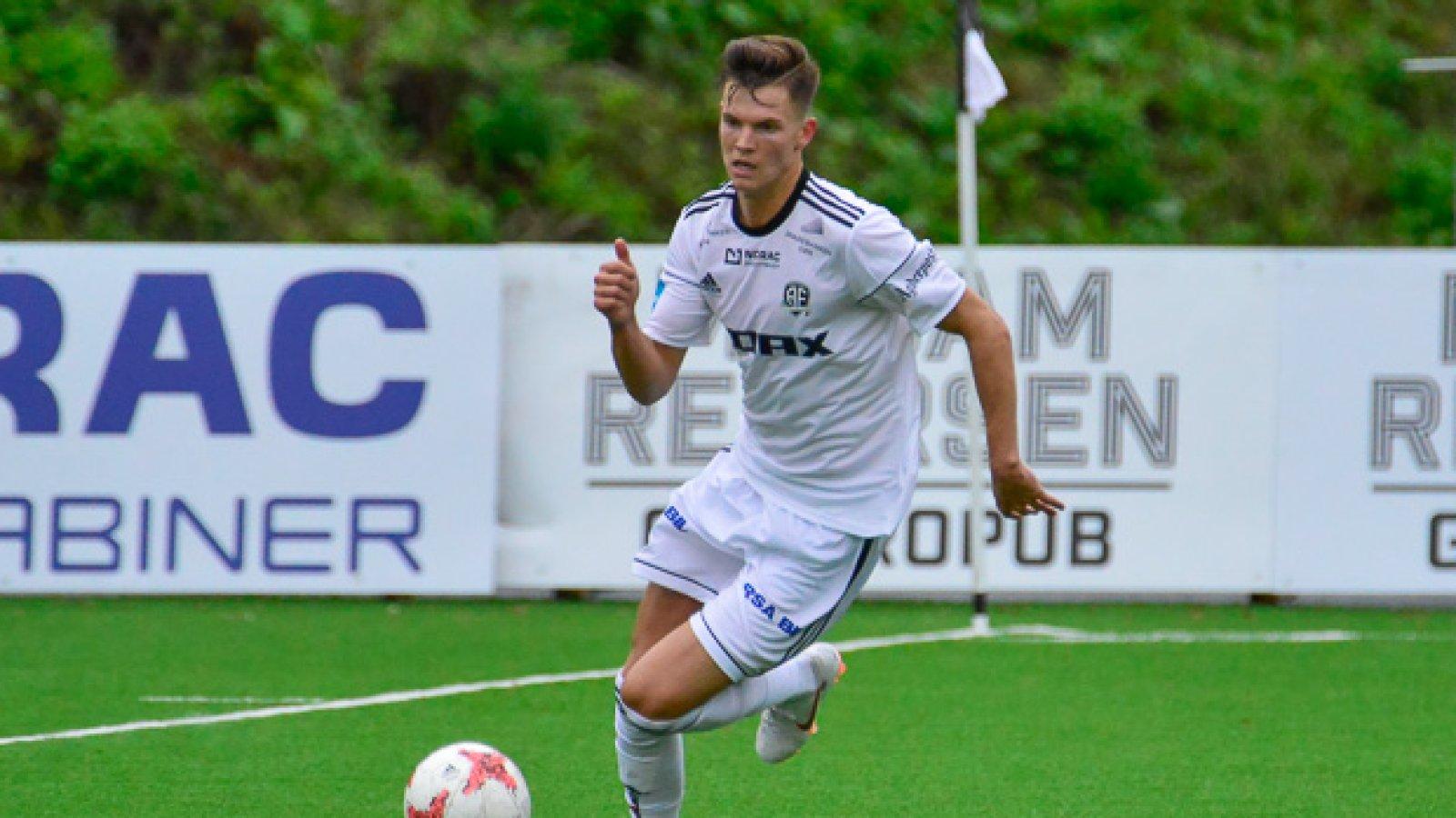 Stian Michalsen.