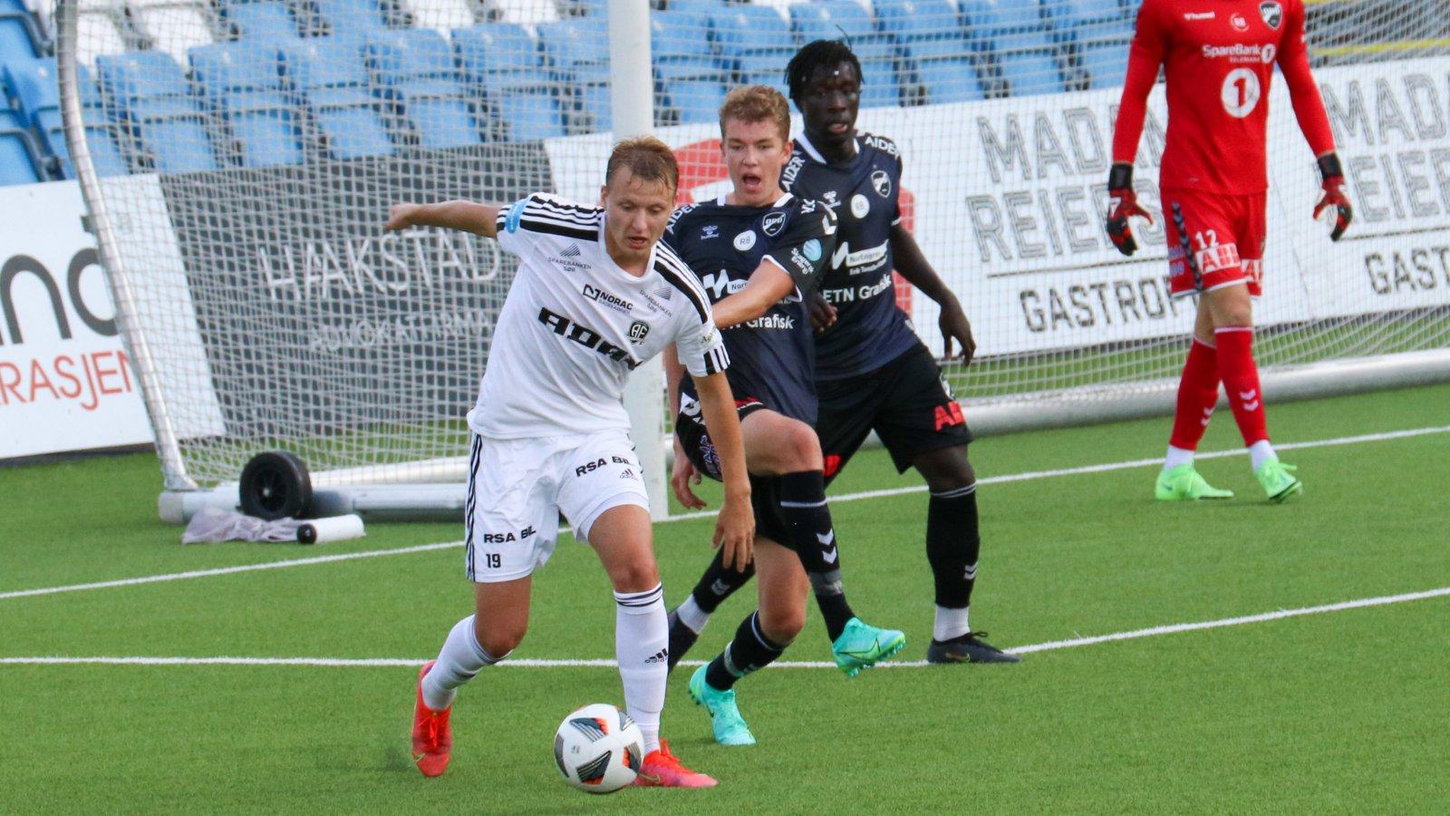 Ole Marius Håbestad scoret sitt første Arendal-mål etter comebacket i sommer.