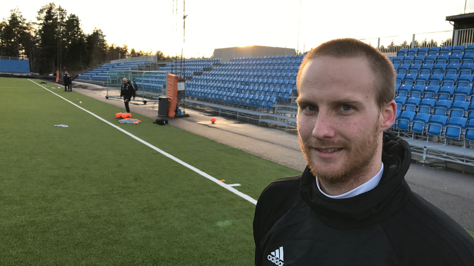 Sune Kiilerich er årets kaptein i Arendal Fotball.