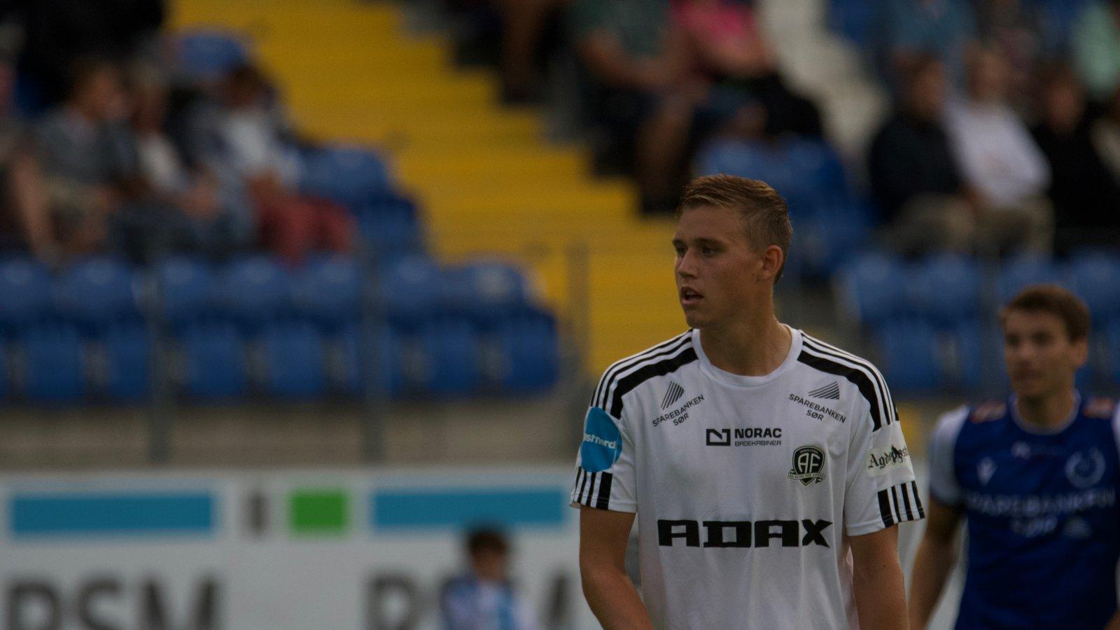 Andreas Hellum.
