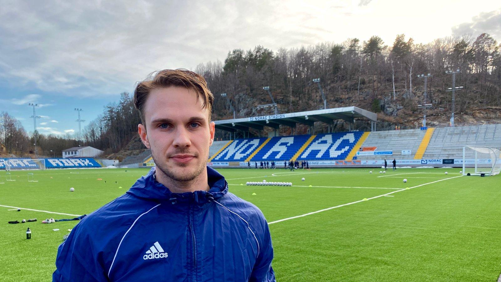Jonatan Strand Byttingsvik.