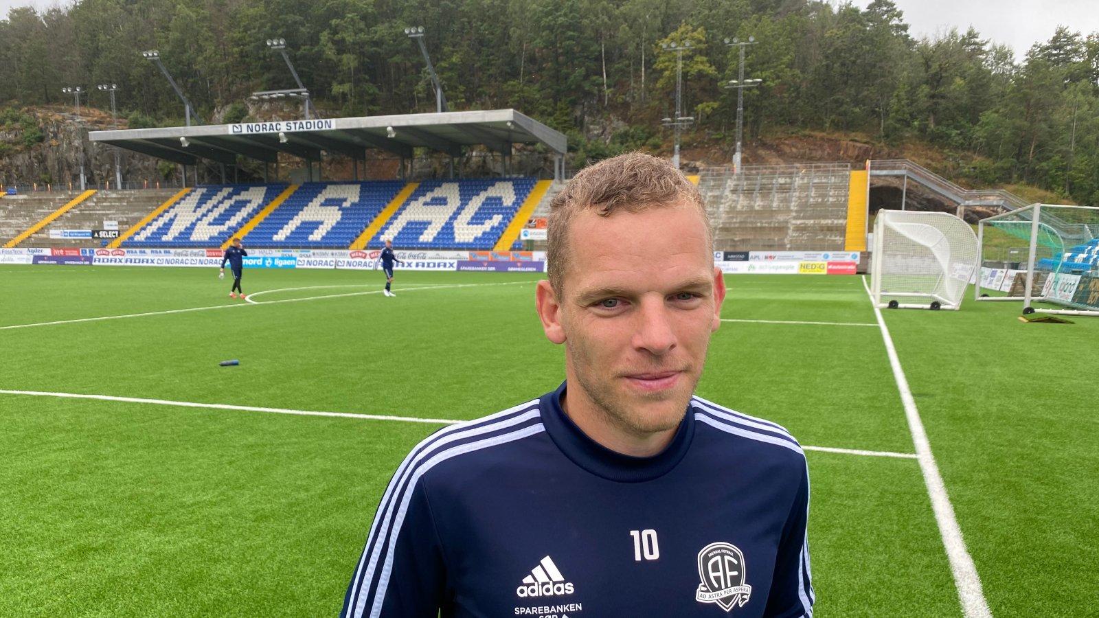 Jakob Rasmussen.